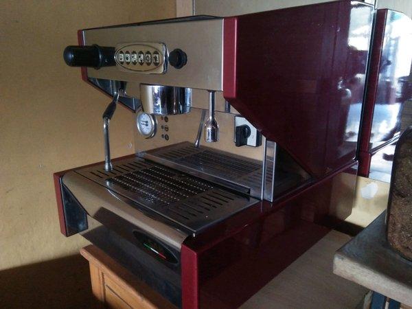 Mesin Kopi second GR 1 Automatic SAB Italy