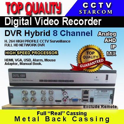 STARCOM CCTV DVR 8 CHANNEL Murah