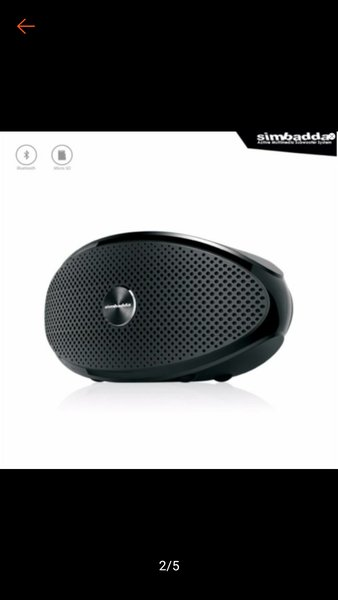 Simbadda Music Player CST 330N Bluetooth