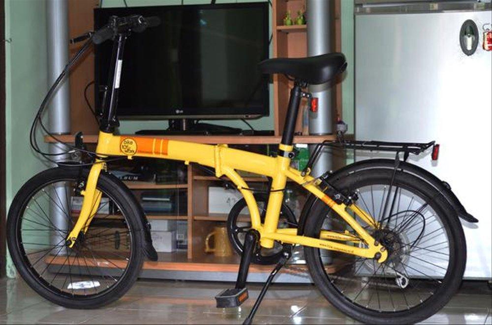 Jual sepeda lipat polygon edisi bike 2 work di lapak dani ...