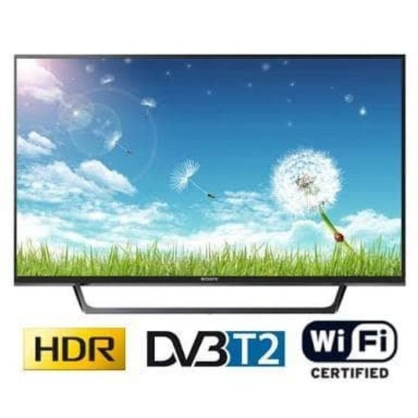 internet tv led 40 inch full hd hdr sony KDL-40w660E