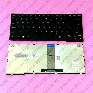 ORIGINAL Keyboard Laptop Lenovo Ideapad S110 S206 S210 Hitam - Black