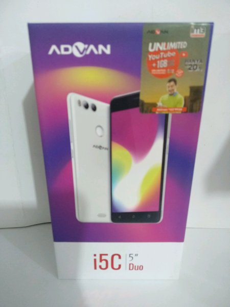 Handphone Advan i5C Duo