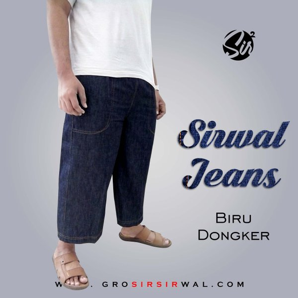 Celana Panjang Pria | Celana Sirwal Jeans BD Murah Grosir
