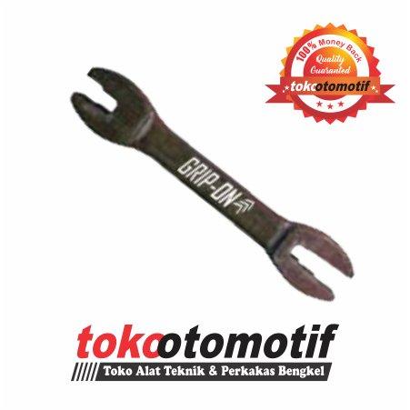 Nipple Wrench 5mm Peralatan Bengkel Motor Kunci Stel Jari Roda Alat Setelan Ruji
