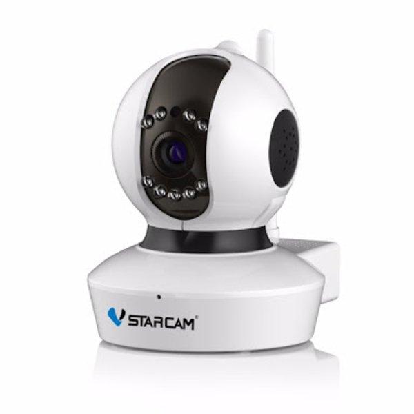 Murah Vstarcam C7823WIP CCTV 720P H.264 IR-CUT IP Camera Support 128G