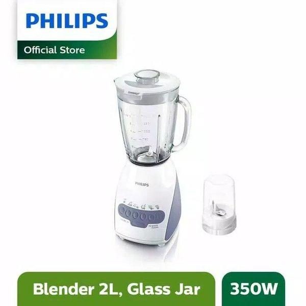 Sale BLENDER PHILIPS HR 2116 TANGO BELING GLASS HR 2116