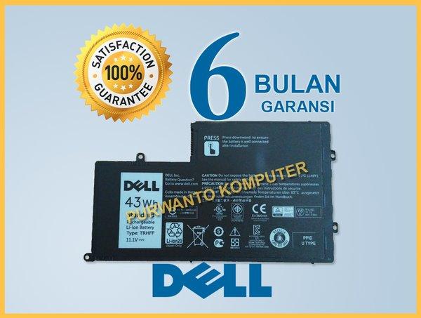 Original Baterai Laptop DELL Inspiron 14-5447 14-5448 14-5442 15-5547 15-5548 15-5545 15-3550 Series Latitude 3450 3550 Series 01V2F 01V2F6 TRHFF