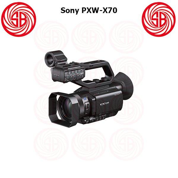 Professional Camcorder Sony X 70 ; PXW-X70, X-70, PXW-X 70 KameraVideo