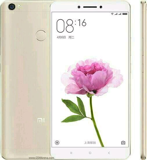 XIAOMI MI MAX RAM 3GB INTERNAL 32GB