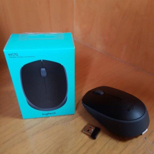 Logitech M170 Mouse Wireless Original - Ori