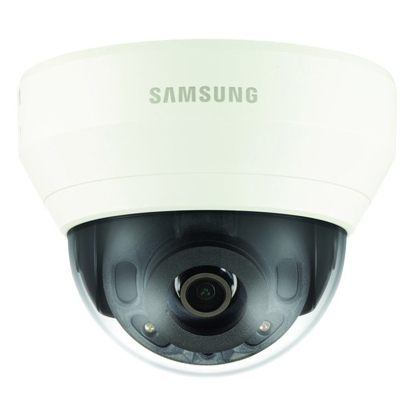 CCTV INDOOR SAMSUNG IP CAM 2MP QND-6020R QND-6020RP DOME IR NETWORK 1080P FULL HD