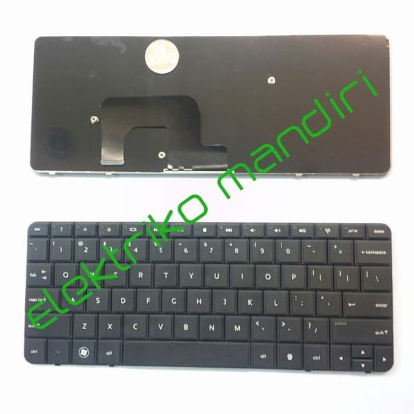 Aksesoris Laptop Keyboard HP Mini 110-4105TU 110-4130TU 110-4131TU 110-4133TU series