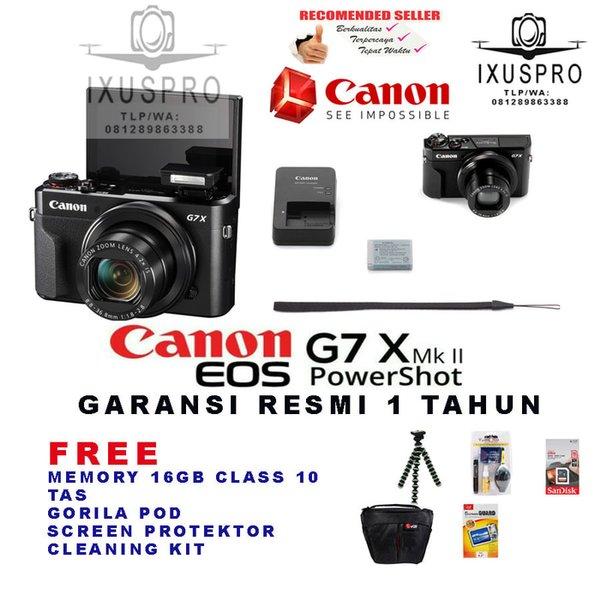 Good Quality Canon Powershot G7X Mark Ii Digital Camera - Canon G7X Mark 2 Original