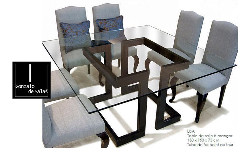 Tavolo Da Pranzo Quadrato Design