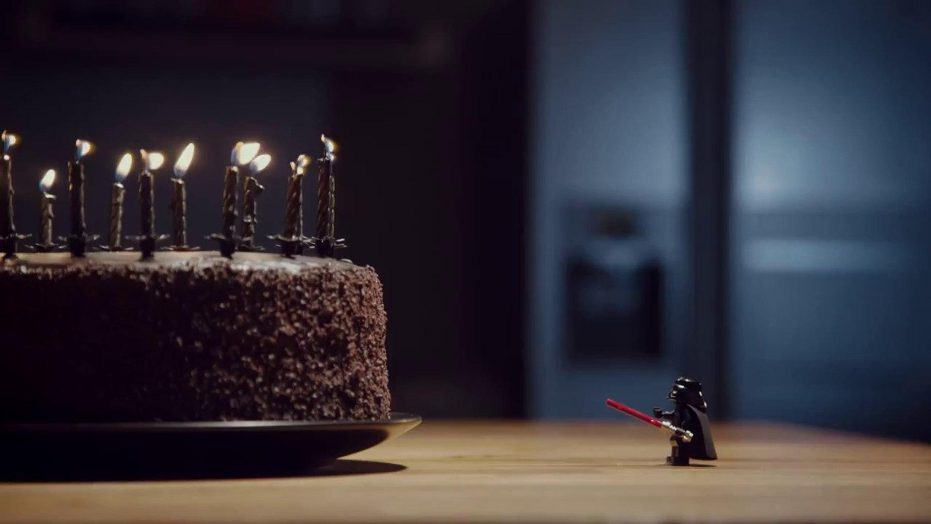 Happy Birthday Lego Star Wars Video Dailymotion