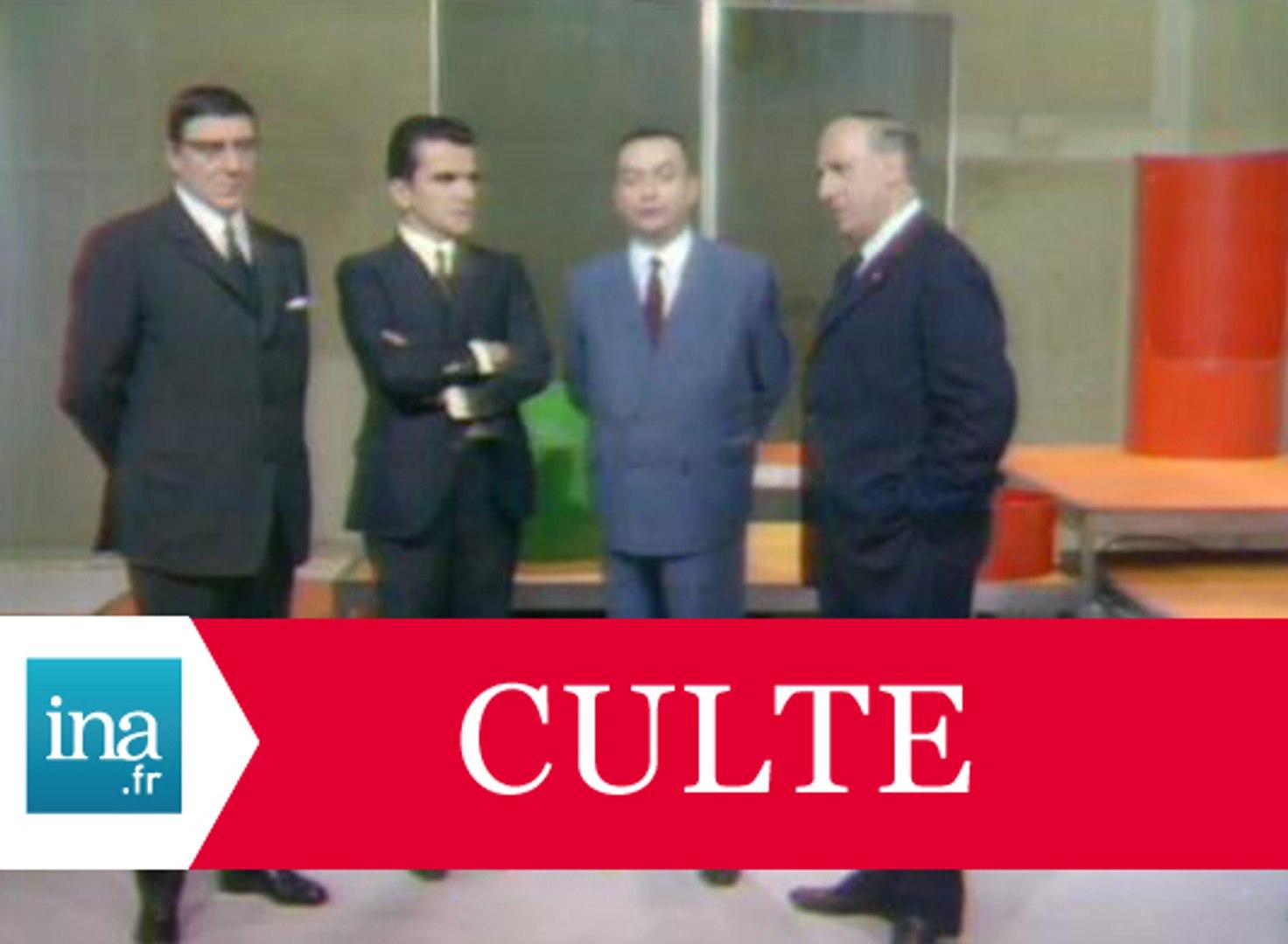 les 1eres images de la television couleur en france le 01 10 1967 archive ina