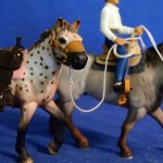 Handmade Schleich Western Tack And A Shoutout Video Dailymotion