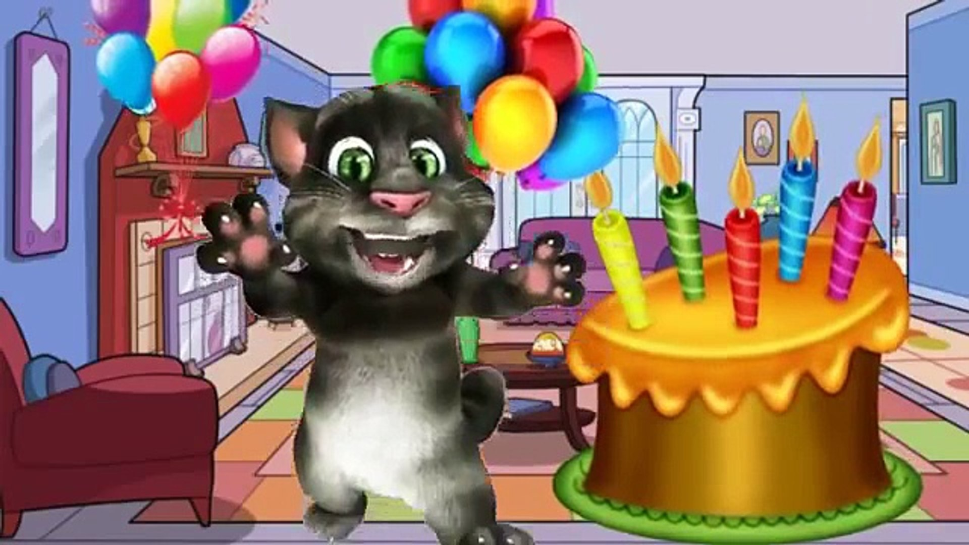 Happy Birthday Song Cartoon Voice Mp3