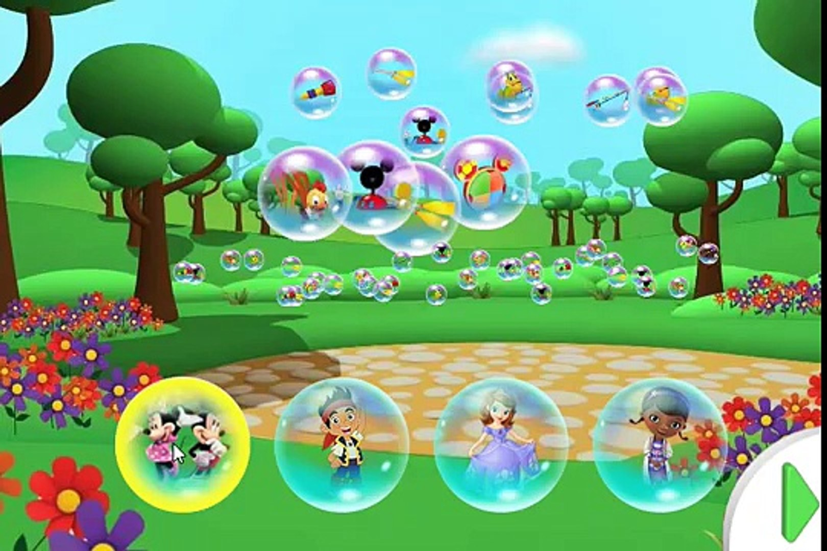 Mickey Mouse Clubhouse Mickey Mouse Clubhouse Happy Birthday Party Game Mickey Goofy Minnie Video Dailymotion