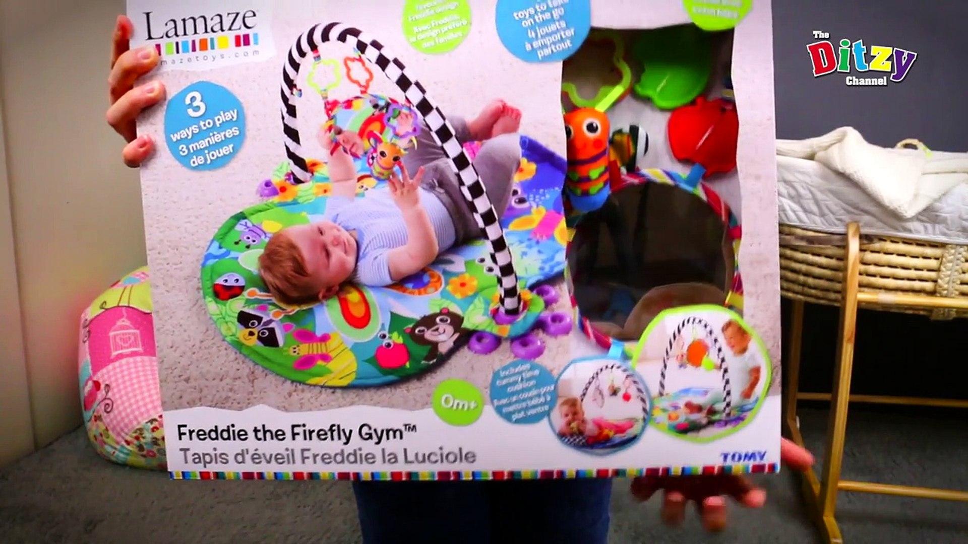 mum baby toy review lamaze freddie