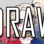 Draw Harley Quinn Quick Simple Easy How To Steps For Beginners 12 Video Dailymotion