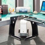 Glass Office Desks For Home Furniture Ideas Video Dailymotion