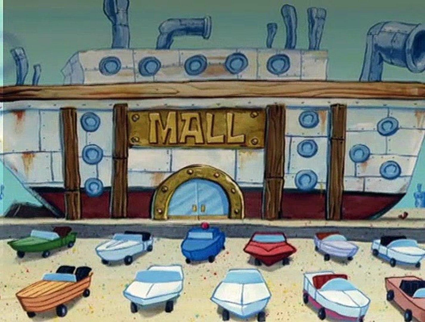 Spongebob Squarepants S04e17 Whale Of A Birthday Video Dailymotion
