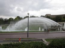 Fountains at Trocadéro