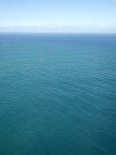 Ocean for miles
