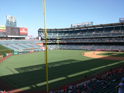 Red Sox at Angels
