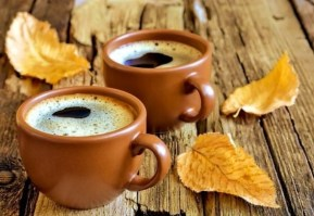 Image result for coffee and Autumn