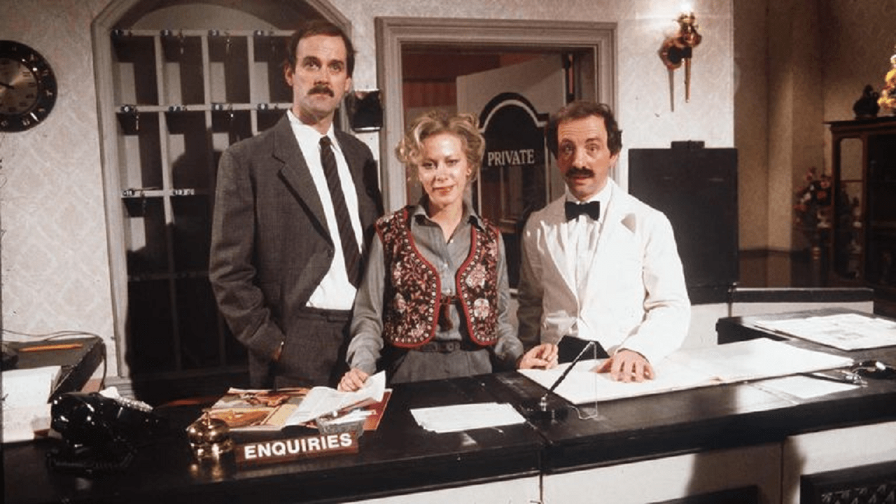 Fawlty Towers episode The Germans temporarily removed from BBC streaming service UKTV over racial slurs 10