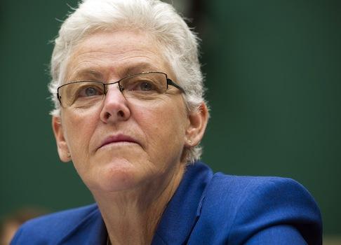 Former EPA administrator Gina McCarthy / AP
