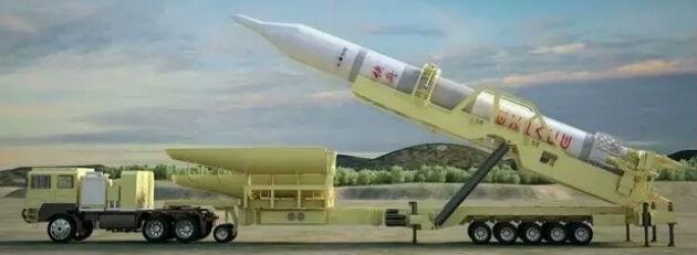 Kuaizhou-11 space launcher