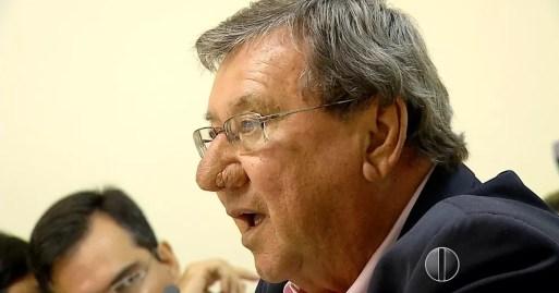 Desembargador Osvaldo Cruz (Foto: Inter TV Cabugi/Reprodução)