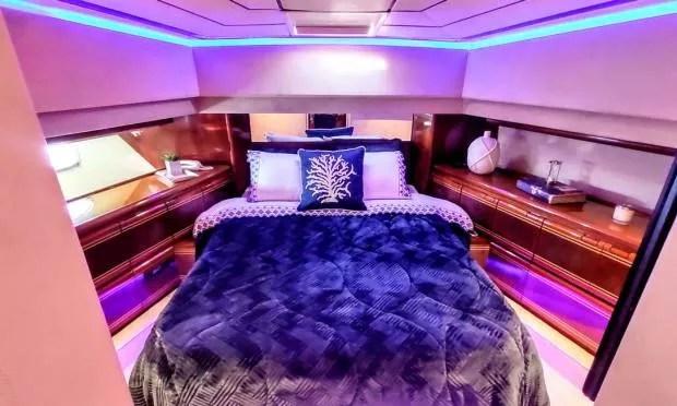 Ferretti 80 Luxury (Foto: Alex Ferrer)