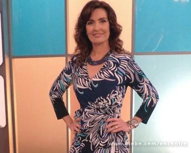 Fátima receberá Lilia Cabral e falará sobre a estreia de Saramandaia