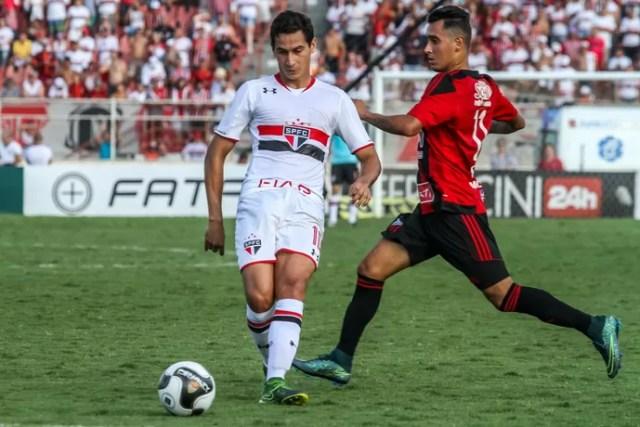 Ganso Ituano x São Paulo (Foto: LUCIANO CLAUDINO/CÓDIGO19/ESTADÃO CONTEÚDO)