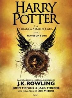 harry potter e a crianca amaldicoada 2 - Aquela velha meta: Livros para ler este ano