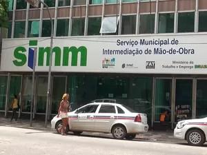simm (Foto: Gabriel Gonçalves/G1)