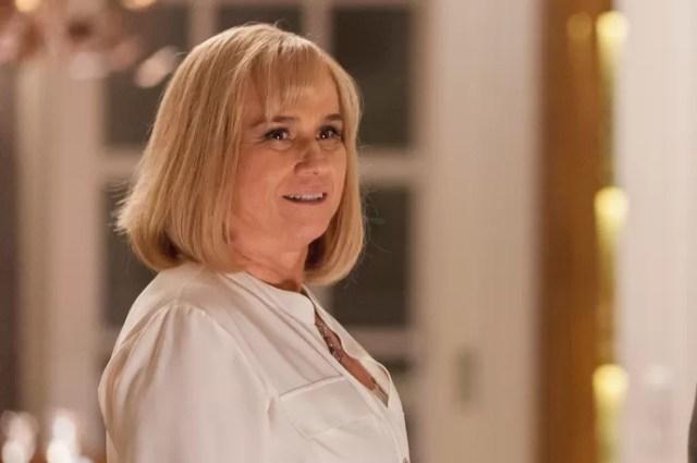 Vera Holtz surge como Mág em 'A Lei do Amor' (Foto: Artur Meninea/TV Globo)