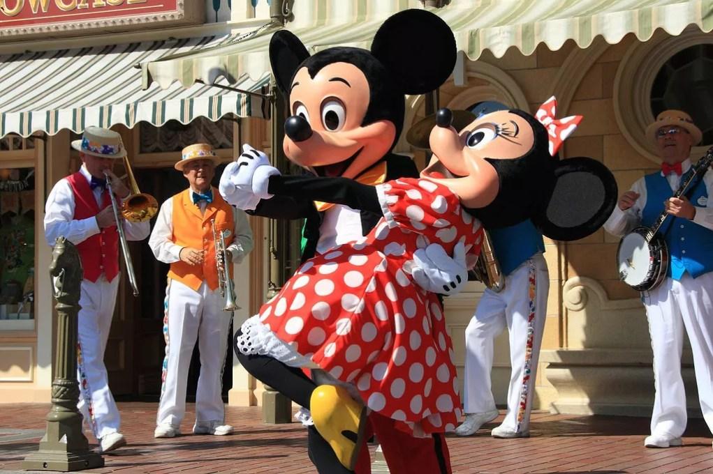 O casal mais icônico de Hollywood, Mickey e Minnie, completa 90 anos (Foto: Flickr/Carlos)