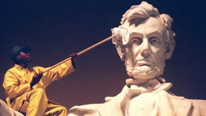 Livro recente retrata a dor de Abraham Lincoln com a morte do filho (Foto: Getty Images)