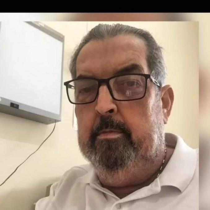 Médico pediatra de Jequitinhonha morreu por Covid-19 no Hospital Biocor, em Nova Lima — Foto: Reprodução/Redes Sociais