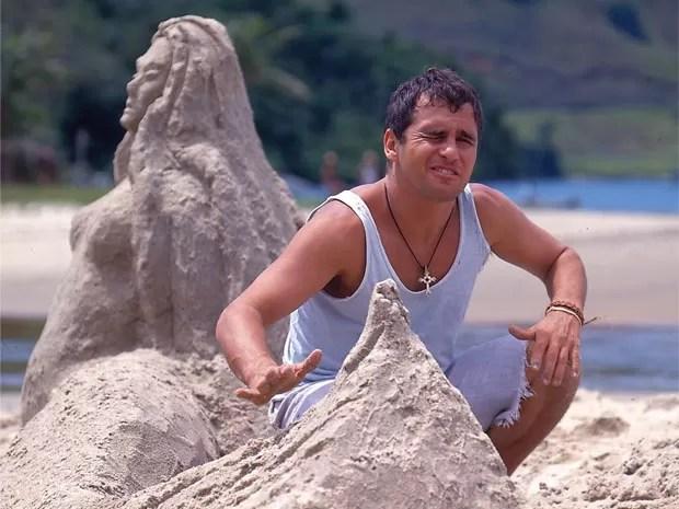Marcos Frota interpretou o inesquecível Tonho da Lua (Foto: CEDOC/ TV Globo)
