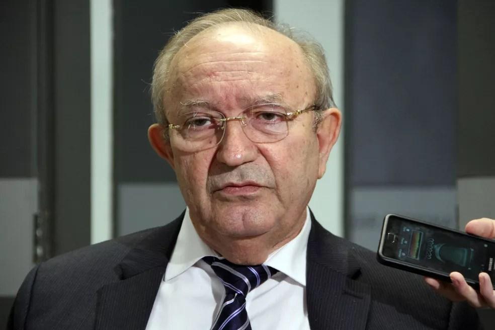 Buega Gadelha, presidente da Fiep — Foto: Francisco França/Jornal da Paraíba/Arquivo