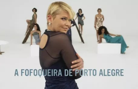 """Xuxa acted in one of the episodes of the series """"The Brazilian"""", on Globo, in 2012 Globo"""