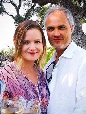 Nanda Ziegler e Alexandre Avancini lamentam morte de Betty Lago. (Foto: Reprodução)