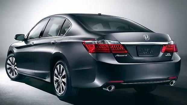 Honda Accord (Foto: Honda)